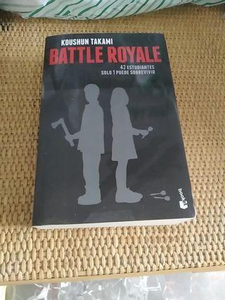 Battle Royale Koushun Takami