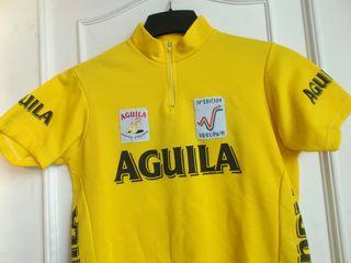 Maillot Vuelta España 95 Aguila