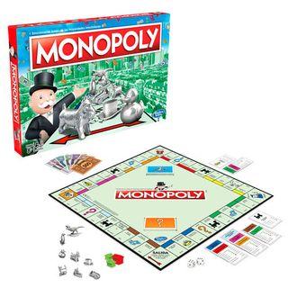 Juego Monopoly Clásico