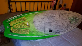 tabla surf starboard carbono