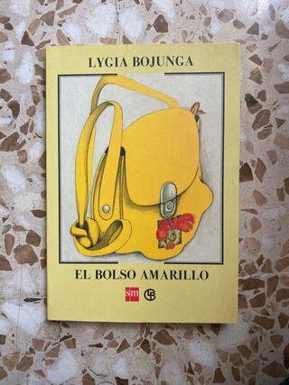 Libro de El bolso amarillo