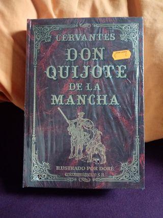 Don Quijote, Precintado
