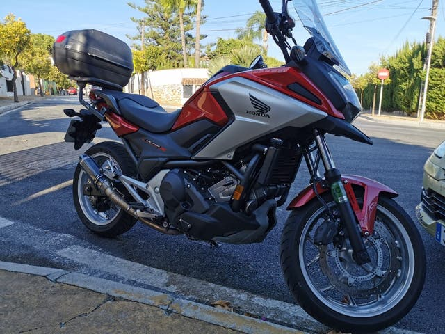 Honda NC750X Automatica DCT