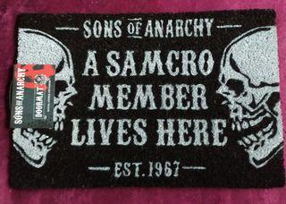 Felpudo Sons of Anarchy Original