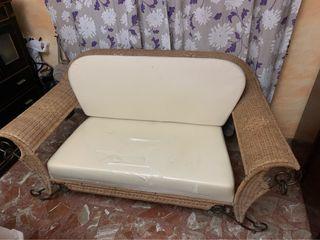 Sofá de forja
