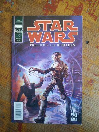 Comic STAR WARS Num.3