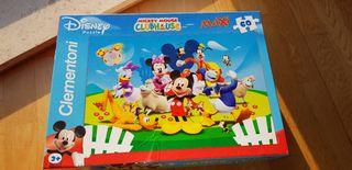 Puzzle maxi Mickey Mouse 60 piezas