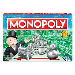 Juego Monopoly Clásico Edición Barcelona