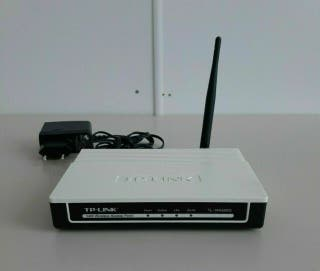 repetidor wifi TP-LINK 54MB Wireless TL-WA500G