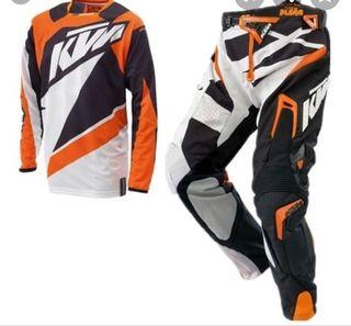 Trajes Motocross KTM 2021