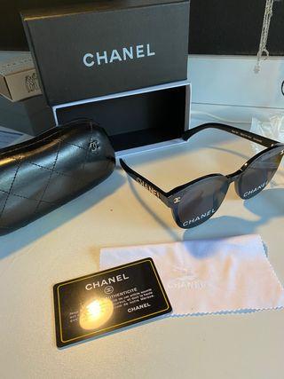 Gafas channel