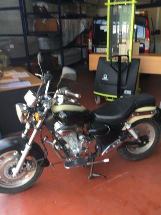 Kenwkay 125 custom