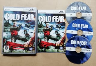 COLD FEAR - JUEGO PC