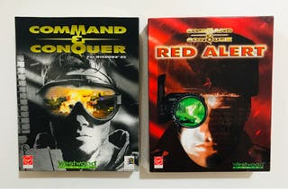 Pack Command Conquer - PC