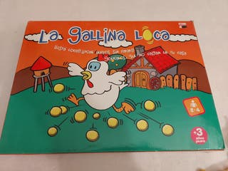 Pack gallina+puzzle+llaves