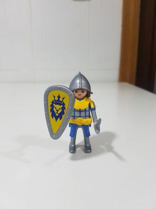 caballero leon medieval playmobil