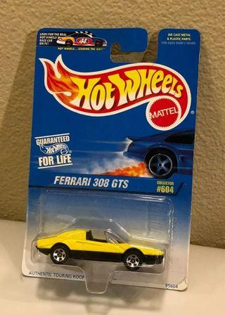 Hot Wheels Ferrari 308 gts