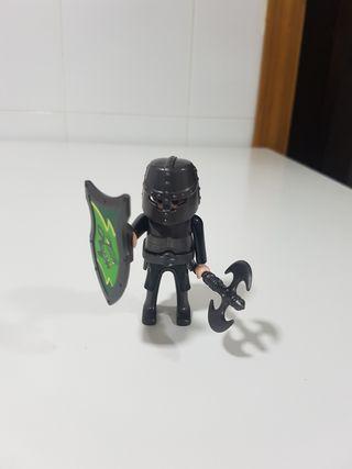 guerrero medieval playmobil
