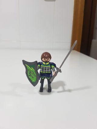 guerrero samurai playmobil