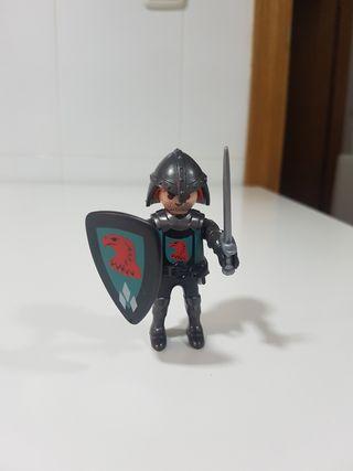 águila roja casco abierto espada playmobil