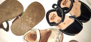 Zapatos/ sandalias