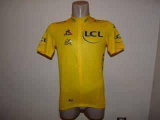 Maillot amarillo del Tour de Francia Le Cop Sporti