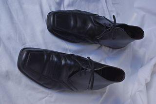 Zapatos Yanko de piel de primera calidad
