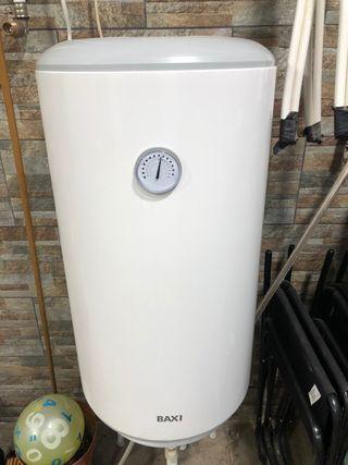 Termo electrico Baxi, 50 litros