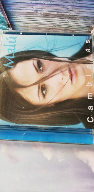 Se venden 2 CDs de Malú