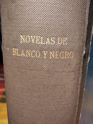 Novelas de Blanco y Negro 1935.