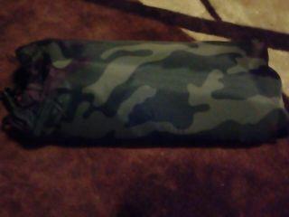 Lona militar camuflaje