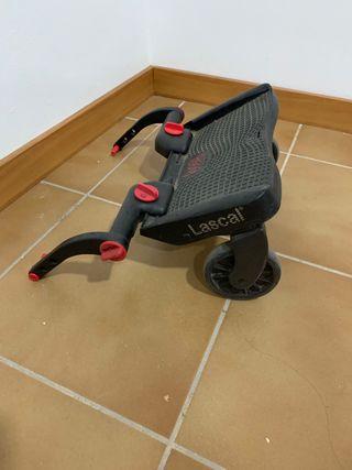 Patinete plataforma LASCAL BUGGY MINI 3D