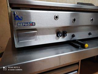 plancha de cocina repagas acero inoxidable