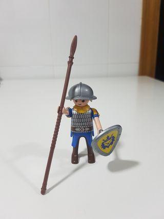 caballero medieval playmobil leon