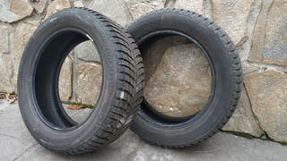 Neumáticos de invierno M+S
