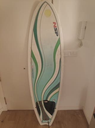 Tabla Surf Fish