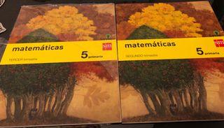 libros de 5 primaria nuevos Segundo y tercer tr