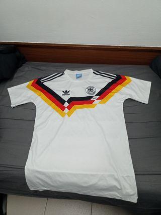 camiseta retro Alemania 90