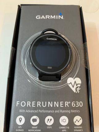 Reloj Garmin forerunner 630