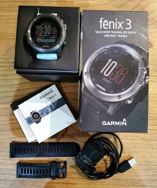 Garmin Fenix 3 Reloj GPS Multideporte