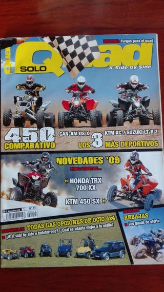 SOLO QUAD REVISTA Nº 45