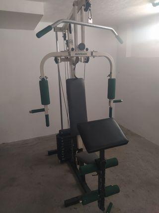 Máquina de pesas / entrenamiento