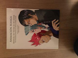 Animacion Manga. Manual de técnicas de Anime