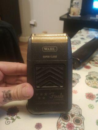 afeitadora eléctrica wahl