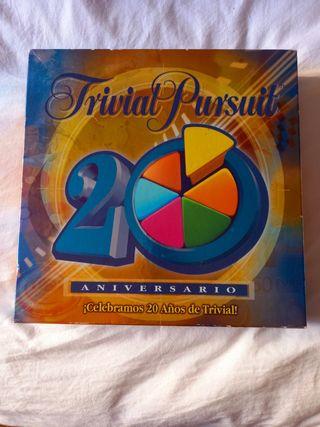Trivial Pursuit edición 20 Aniversario
