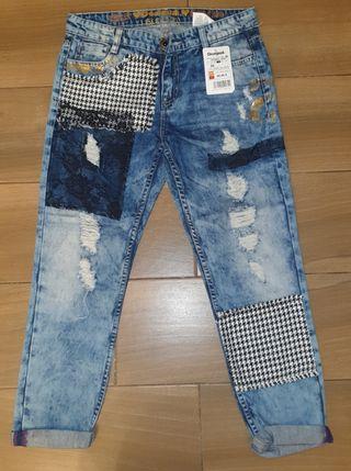 Pantalón Desigual talla 40