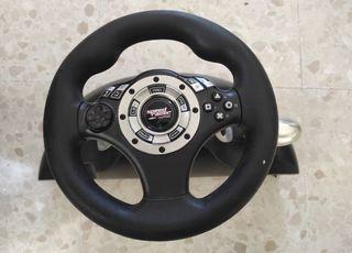 Volante ps3/pc speed racer evolution .