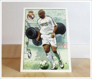 Ronaldo Nazario Mundicromo 2003-04 Real Madrid