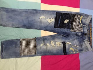 Pantalon desigual talla38