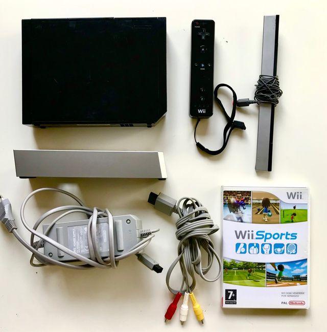Wii + Mando + Juego